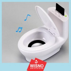 MP3 Toilet Hot