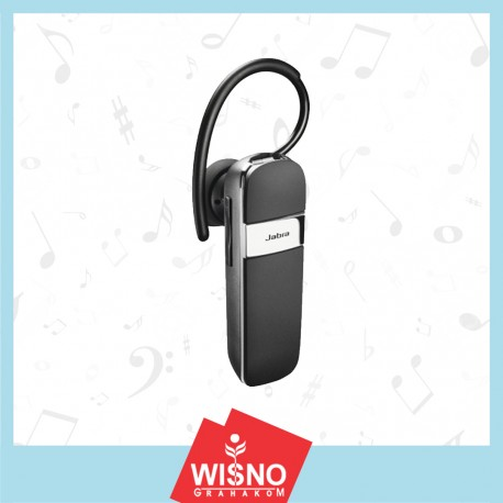 Jabra Talk HD Voice Technology and Crystal Clear Sound Quality Bluetooth Headset