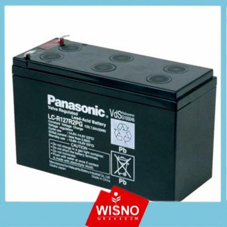 BATERAI UPS PANASONIC TF 12V/ 7.2AH