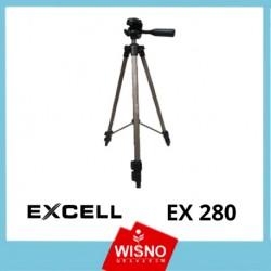 TRIPOD KAMERA EXCELL EX-280
