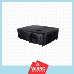 PROJECTOR OPTOMA S341